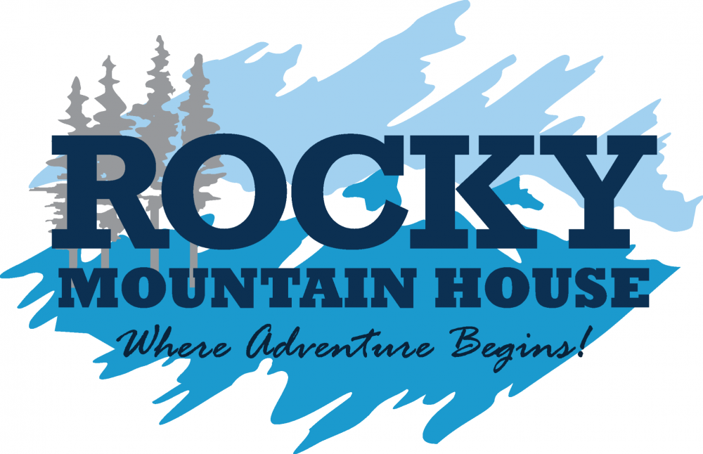 Town of Rocky Mountain House Logo